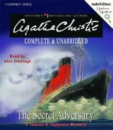 The Secret Adversary - Alex Jennings, Agatha Christie
