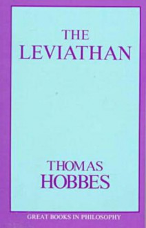 The Leviathan - Thomas Hobbes