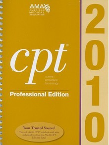 CPT 2010 Professional Edition - American Medical Association