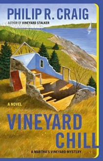 Vineyard Chill - Philip R. Craig