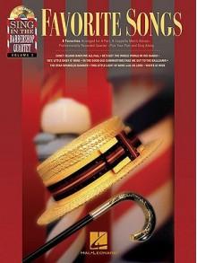 Favorite Songs [With CD (Audio)] - Hal Leonard Publishing Company