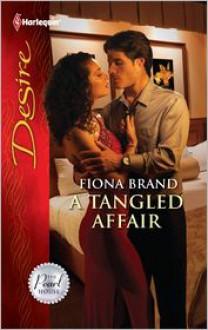 A Tangled Affair - Fiona Brand
