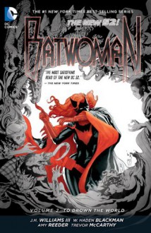 Batwoman, Vol. 2: To Drown the World - J.H. Williams III, W. Haden Blackman, Amy Reeder