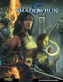 Shadowrun 20th Anniversary Edition [Hardcover] - Catalyst Game Labs (Author)