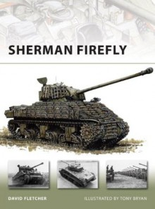 Sherman Firefly (New Vanguard) - David Fletcher, Tony Bryan