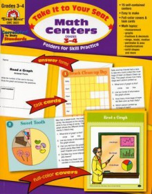 Math Centers: Grades 3-4 - Jo Ellen Moore