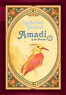 Amadi and the Phoenix - Katharina Gerlach