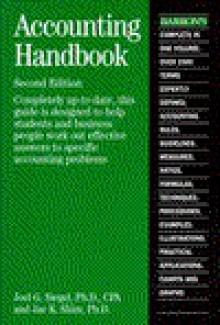 Accounting Handbook - Joel G. Siegel, Jae K. Shim