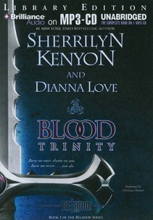 Blood Trinity - Sherrilyn Kenyon
