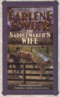 The Saddlemaker's Wife (Berkley Prime Crime Mysteries) - Earlene Fowler