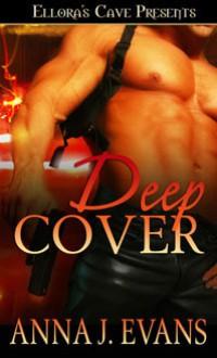 Deep Cover - Anna J. Evans