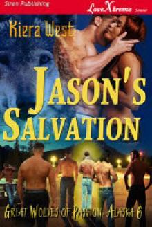 Jason's Salvation - Kiera West