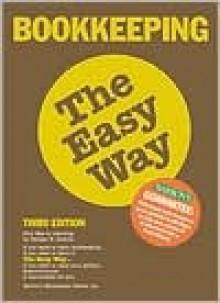 Bookkeeping the Easy Way (Barron's E-Z) - Wallace W. Kravitz