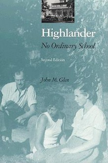 Highlander: No Ordinary School - John M. Glen
