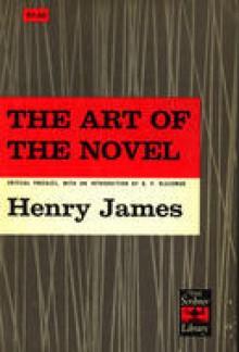 The Art of the Novel - Henry James, R.P. Blackmur