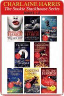 Sookie Stackhouse 8-Copy Boxed Set - Charlaine Harris