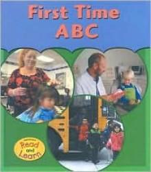 First Time ABC - Melinda Beth Radabaugh