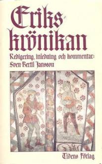 Erikskrönikan - Anonymous, Sven-Bertil Jansson