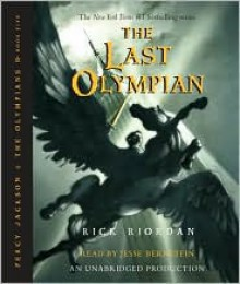 The Last Olympian (Percy Jackson and the Olympians Series #5) -