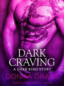 Dark Craving (Dark Kings, #0.1) - Donna Grant