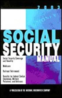 Social Security Manual 2003 (Social Security Manual) - Joseph F. Stenken