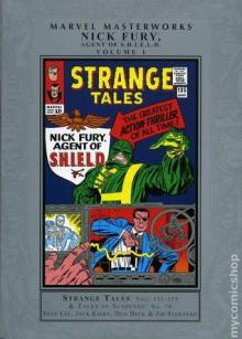 Marvel Masterworks: Nick Fury, Agent of S.H.I.E.L.D., Vol. 1 - Stan Lee, Jack Kirby, Roy Thomas, Dennis O'Neil, Don Heck, Jim Steranko