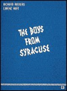 Boys from Syracuse - Rodgers Hart