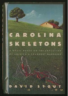 Carolina Skeletons: A Novel Based on the Execution of America's Youngest Murderer - David Stout