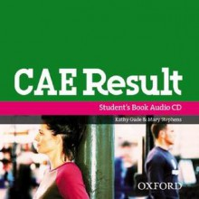 CAE Result: Class CD - Kathy Gude