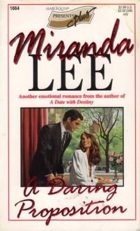 A Daring Proposition - Miranda Lee