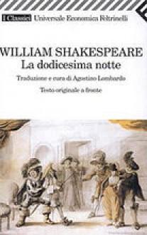 La dodicesima notte - William Shakespeare