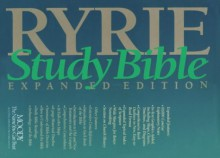 Ryrie Study Bible/New American Standard - Anonymous, Charles C. Ryrie