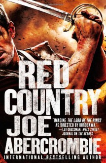 Red Country - Joe Abercrombie