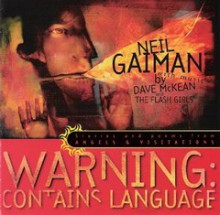 Warning: Contains Languagestories And Poems From Angels & Visitations - Neil Gaiman