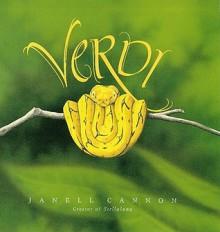 Verdi - Janell Cannon