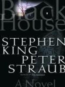 Black House - Peter Straub, Stephen King