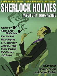 Sherlock Holmes Mystery Magazine #8 - Marvin Kaye, Gary Lovisi, Marc Bilgrey, Arthur Conan Doyle