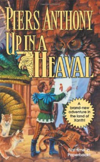 Up in a Heaval - Piers Anthony
