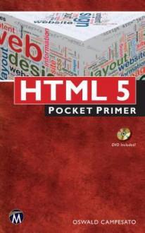 Html5 Pocket Primer - Oswald Campesato