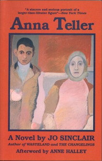 Anna Teller - Jo Sinclair, Anne Halley