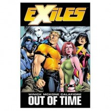 Out of Time - Judd Winick, Mike McKone, Jim Calafiore