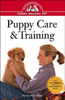 Puppy Care And Training - Bardi McLennan