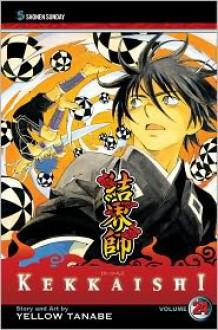 Kekkaishi, Vol. 24 - Yellow Tanabe