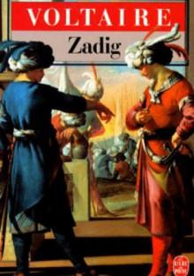 Zadig czyli Los. Powieść wschodnia - Voltaire