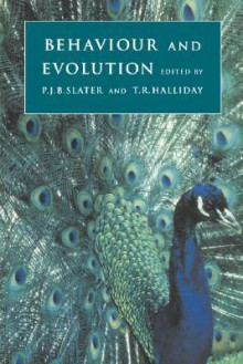 Behaviour and Evolution - P. Ed. Slater