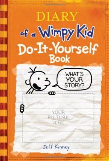 Do-It-Yourself Book - Jeff Kinney