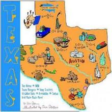 State Shapes : Texas - Erik Bruun, Rick Peterson