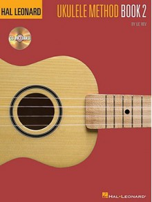 Hal Leonard Ukulele Method Bk. 2 BK/CD - Lil' Rev