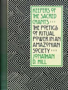 Keepers of Sacred Chants - Jonathan Hill