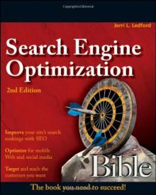 SEO Search Engine Optimization Bible - Jerri L. Ledford